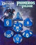 Pioneros de Voldor - Dados: Azul Erekar
