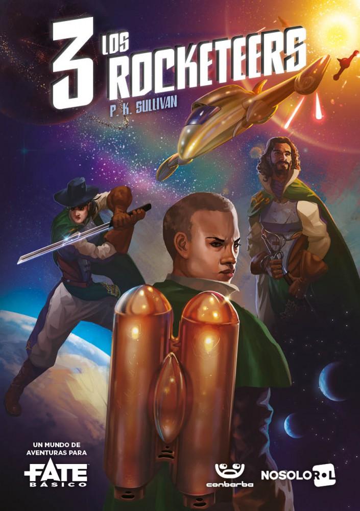 Mundos Fate: Los Tres Rocketeers