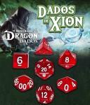 Dados de Xion: Rojo Hirior