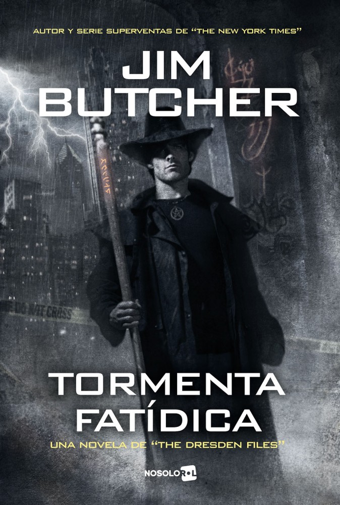 The Dresden Files: Tormenta fatídica (papel)