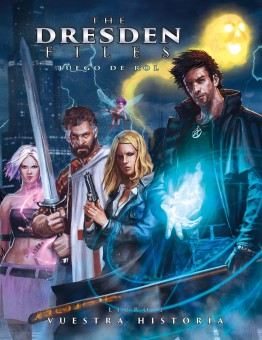 The Dresden Files: Juego de rol (papel)