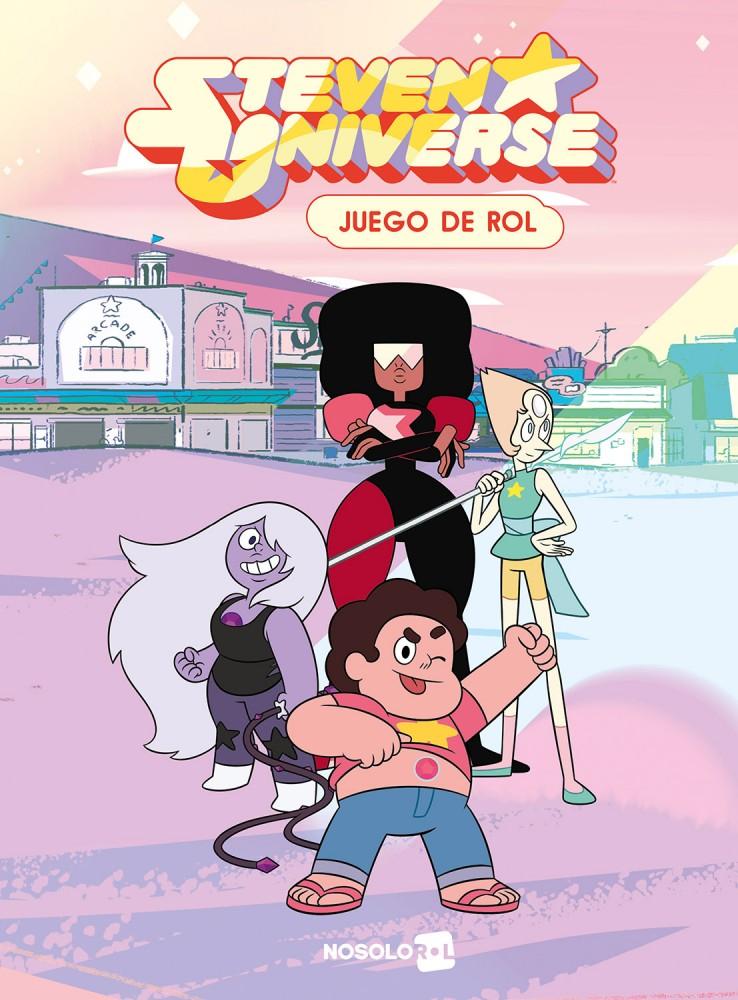 Steven Universe: juego de rol.