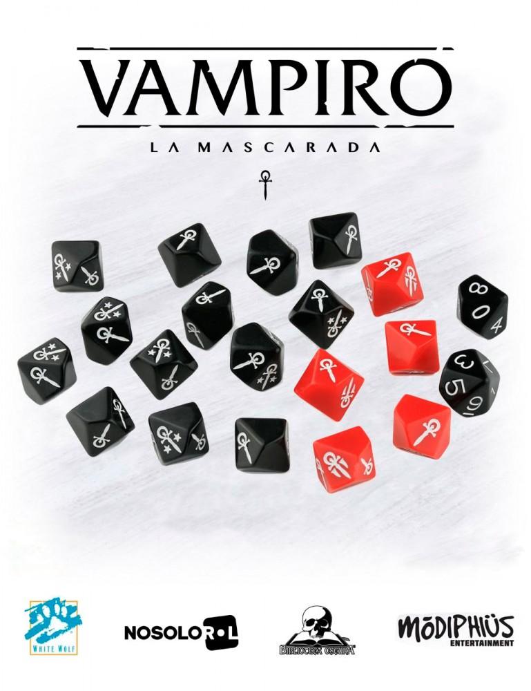 Dados Vampiro 5ª Edición