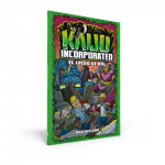Kaiju Incorporated (papel)