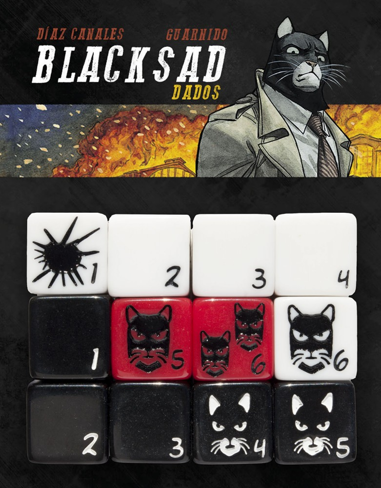 Dados Blacksad