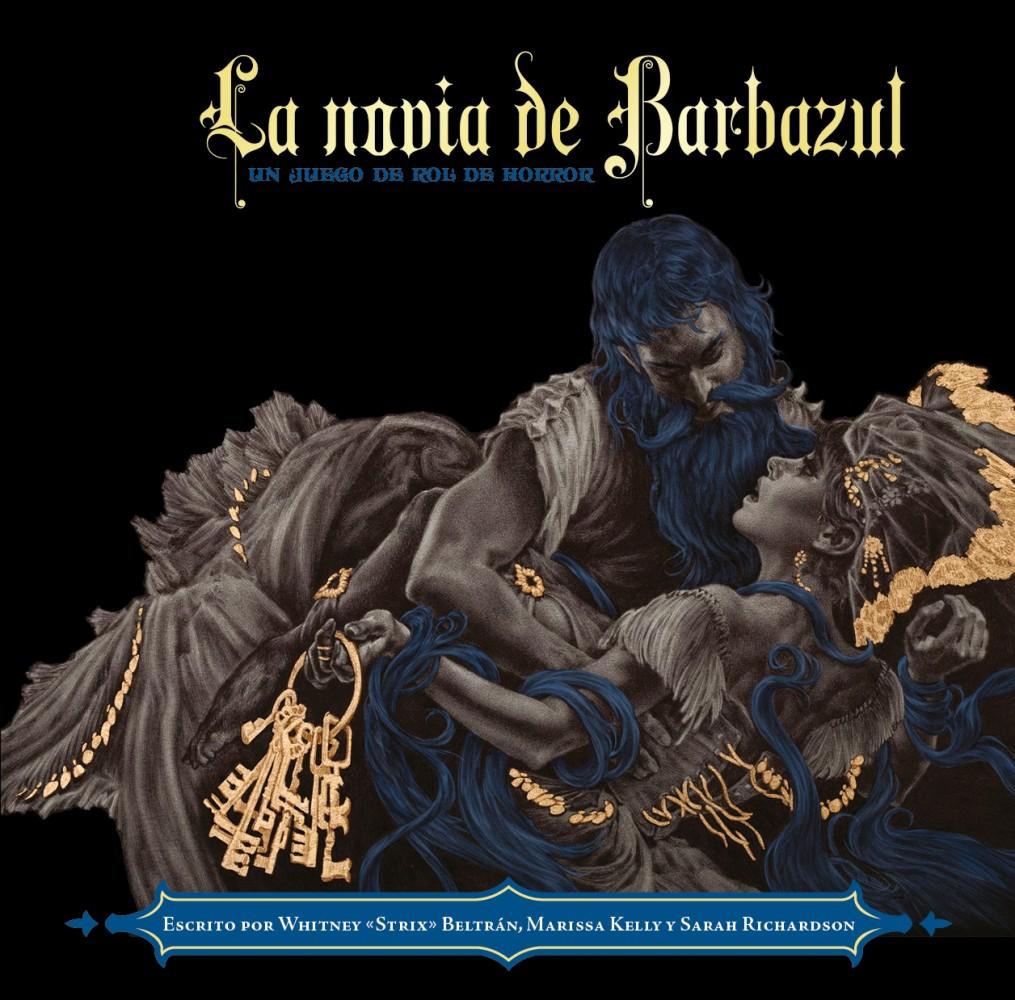 La novia de Barbazul (papel)