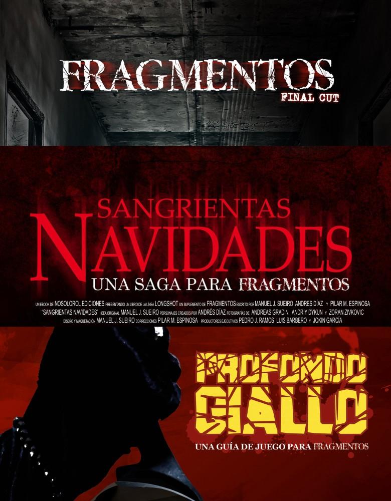 Fragmentos: Final cut collector edition