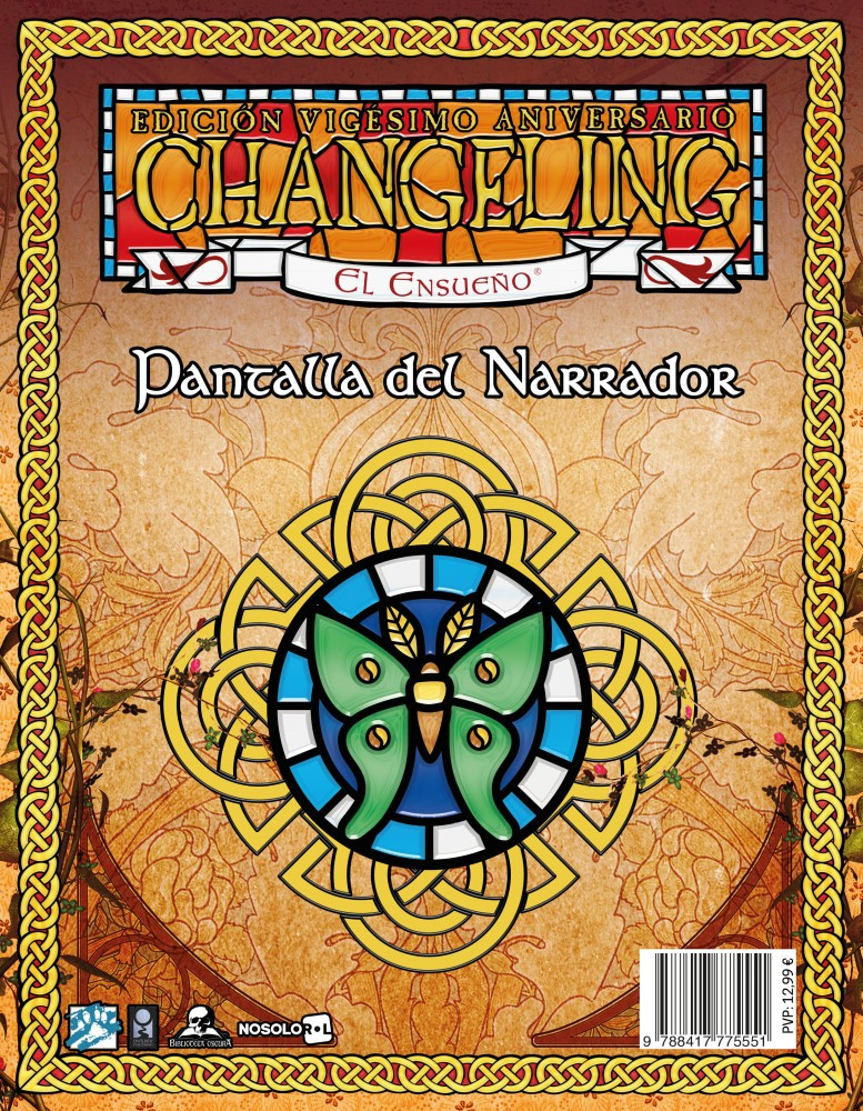 Changeling 20a: Pantalla