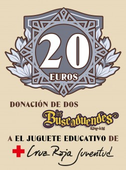 Donación 20,00 € - Juguete Educativo de Cruz Roja Española