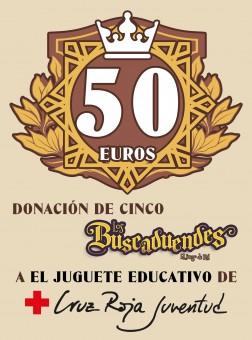 Donación 50,00 € - Juguete Educativo de Cruz Roja Española
