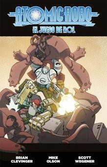 Atomic Robo (papel)