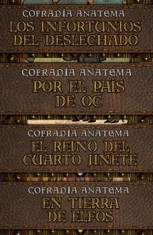 Suscripción Cofradía Anatema, Vol. 1