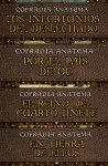 Suscripción Cofradía Anatema, Vol. 1 (papel)