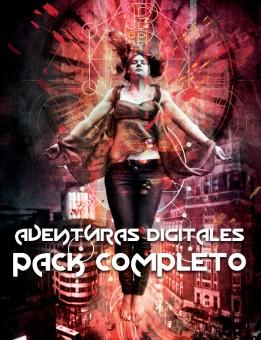 Pack Completo de Aventuras Digitales