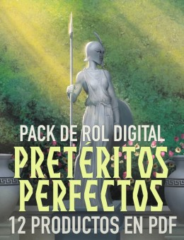 Pack de Rol Digital: Pretéritos Perfectos