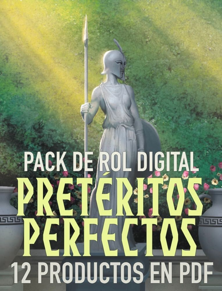 Pack Pretéritos Perfectos