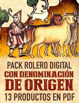 Pack de Rol Digital: Con Denominación de Origen