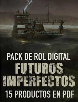 Pack de Rol Digital: Futuros Imperfectos