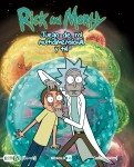 Rick and Morty: Juego de rol multidimensional y tal (papel)
