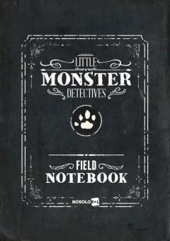 Little Monster Detectives: Field Notebook Pack