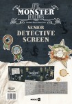 Little Monster Detectives: Senior Detective Screen (papel)