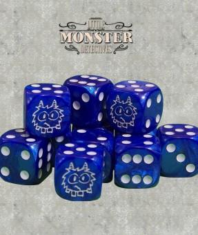 Little Monster Detectives: Custom Dice Set