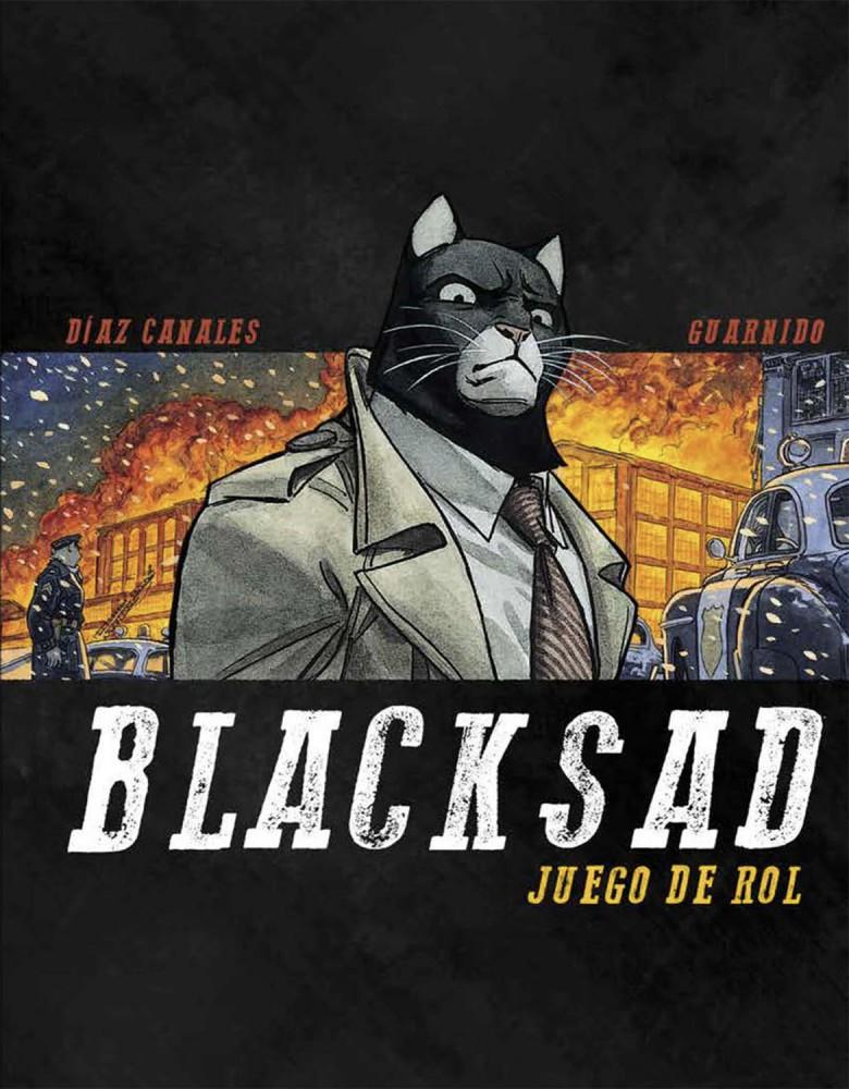 Blacksad: Juego de Rol