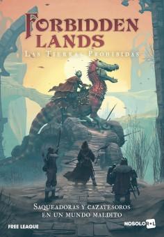 Forbidden Lands PREPEDIDO MAYO 2021