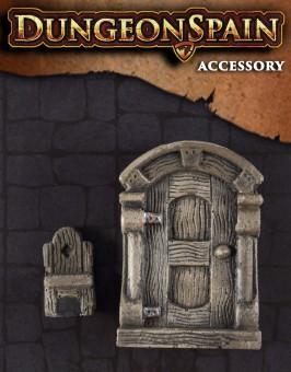 Pack accesorios 01: Armario y silla