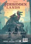 Forbidden Lands: Mapa extra de juego y pegatinas (añadido)