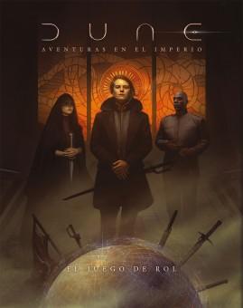 Dune: Aventuras en el Imperio. PREPEDIDO DICIEMBRE 2021