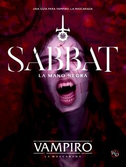 Sabbat: La Mano Negra PREPEDIDO ENERO 2022