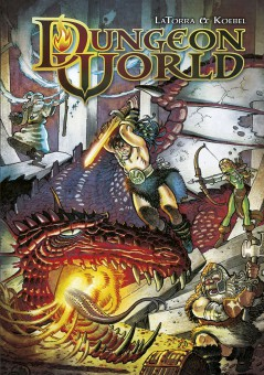 Dungeon World (papel)