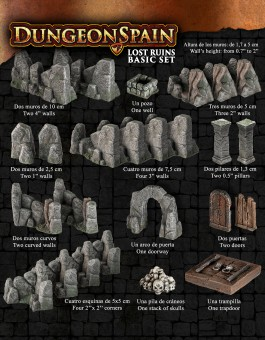 Lost Ruins Basic Set