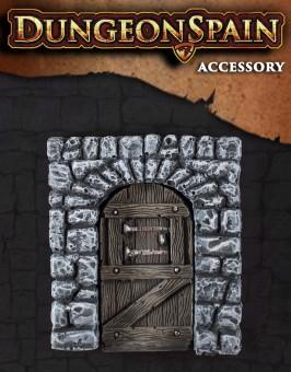 Pack accesorios 05: Marco y puerta