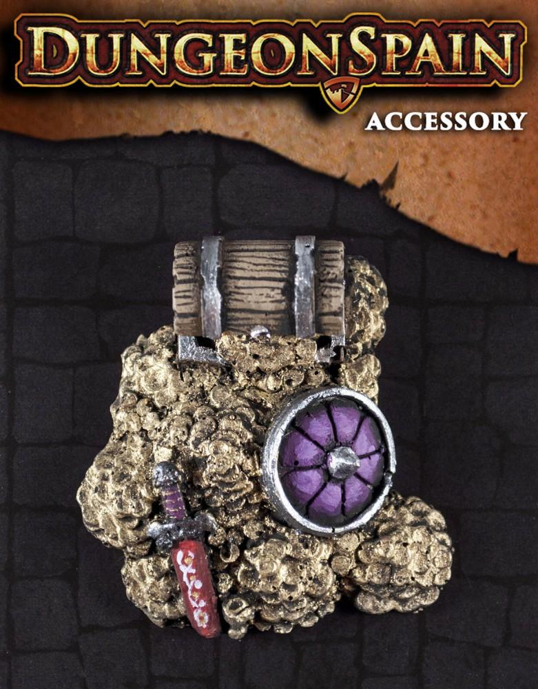 Pack accesorios 06: Tesoro