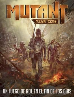 Mutant: Year Zero  (papel)