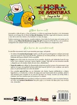 Hora de Aventuras (pdf)