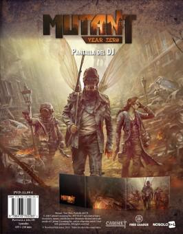 Mutant: Year Zero: Pantalla del DJ (pdf)