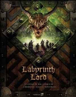 Labyrinth Lord (papel)