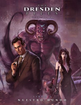 The Dresden Files 2: Nuestro Mundo (papel)