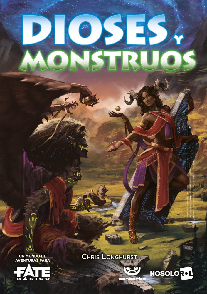 Dioses y Monstruos (papel)
