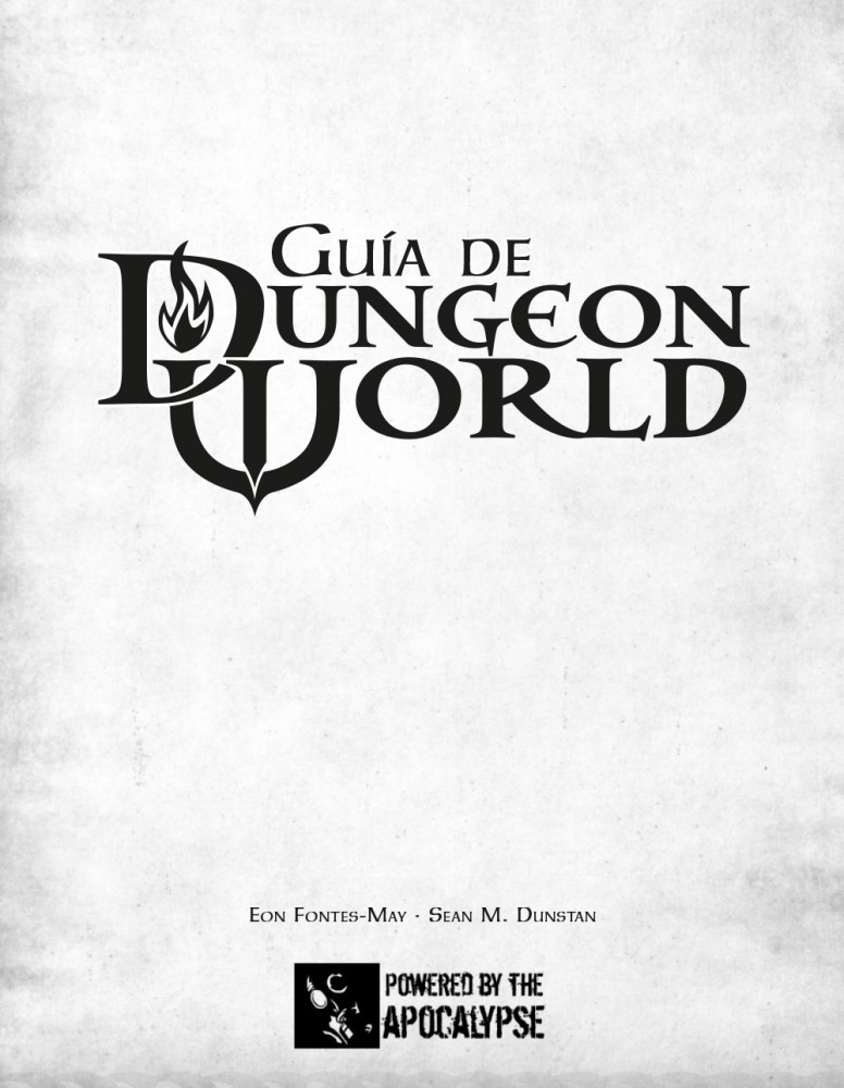 Dungeon World, Guía (pdf)