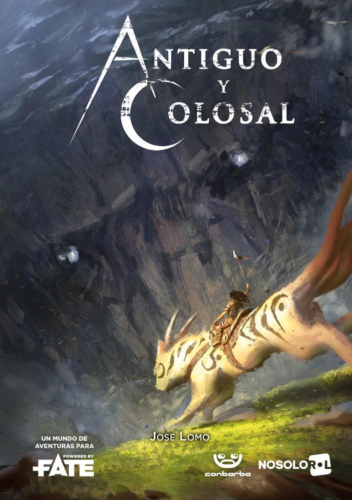 Antiguo y Colosal (papel)