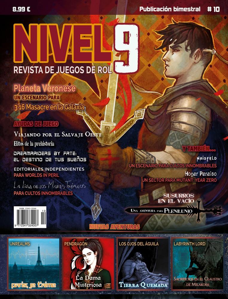 Nivel 9 #10 (papel)