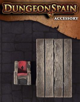 Pack accesorios 11: Mesa y silla