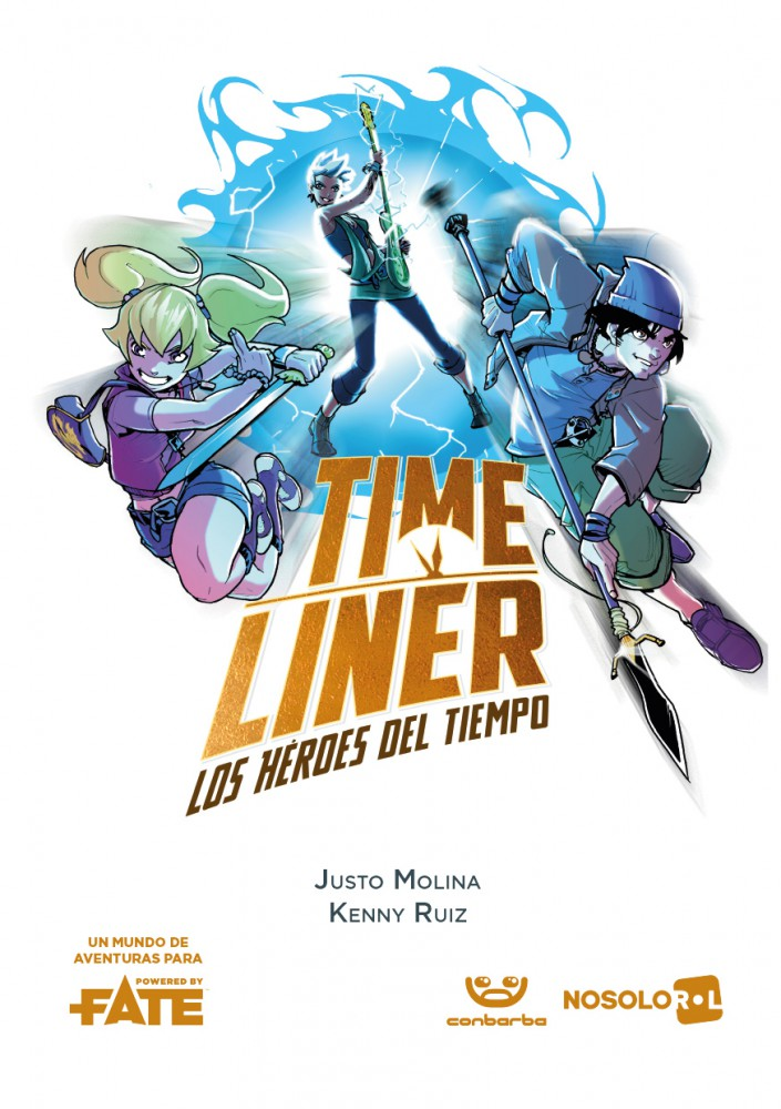 Time Liner (papel)