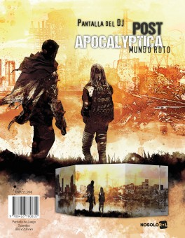Postapocalyptica: Pantalla de DJ