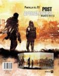 Postapocalyptica: Pantalla de DJ (papel)