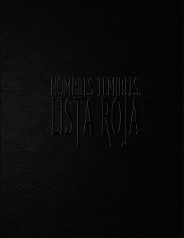 Nombres Temibles: Lista Roja Deluxe